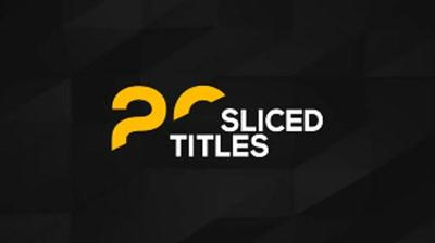 20 Sliced Titles Pack - Project for After Effects (Videohive)