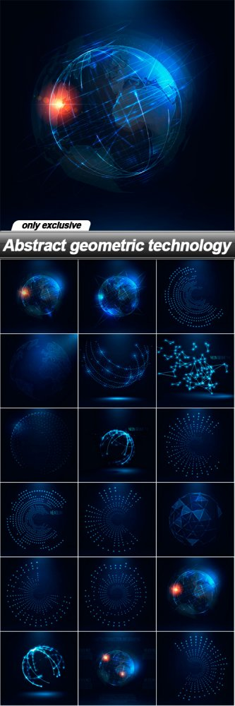 Abstract geometric technology