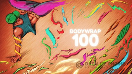 Bodywrap 100 - Project for After Effects (Videohive)