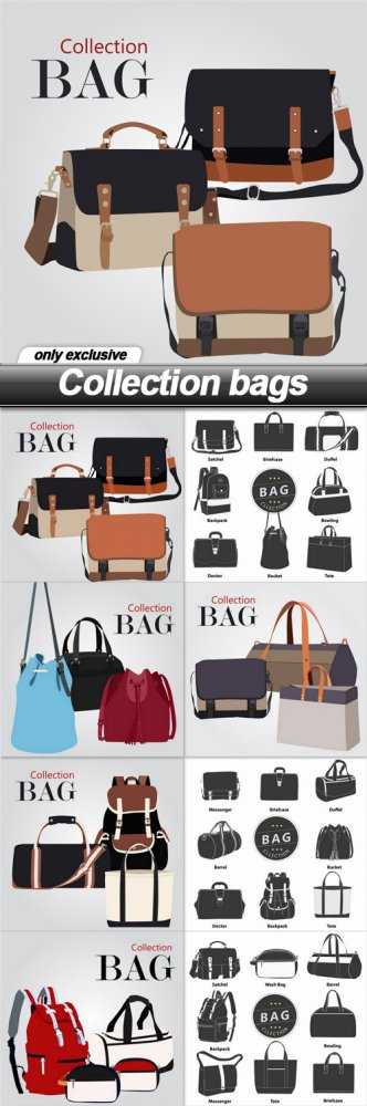 Collection bags