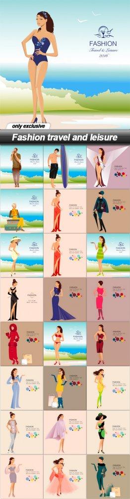 Fashion travel and leisure