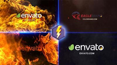 Fire Logo 14541396 - Project for After Effects (Videohive)