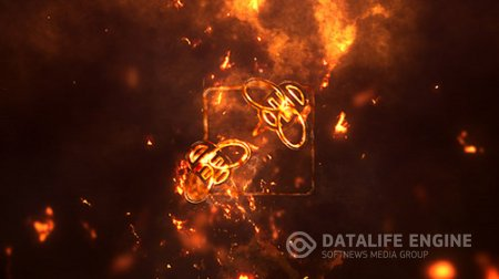 Logo Reveal Pack 5in1: Fire - Project for After Effects (Videohive)