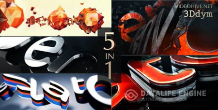 Logo Reveal Pack - Project for After Effects (Videohive)