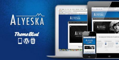 Nulled Alyeska v3.1.9.3 - Themeforest Responsive WordPress Theme photo