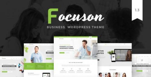 Nulled Focuson v1.3 - Business WordPress Theme