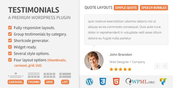 Nulled Testimoonials WordPress Plugin v2.2 snapshot
