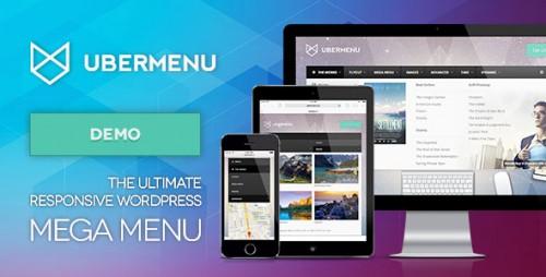 Nulled UberMenu v3.2.5 - WordPress Mega Menu Plugin download