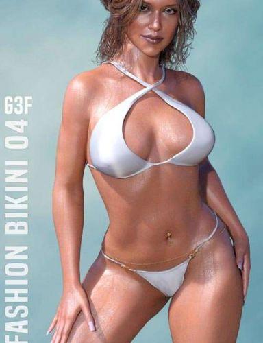 POSER - Fashion Bikini 04 for G3F