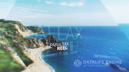 Parallax Reel 17103065 - Project for After Effects (Videohive)