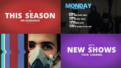 Sundance TV Rebrand - Project for After Effects (Videohive)
