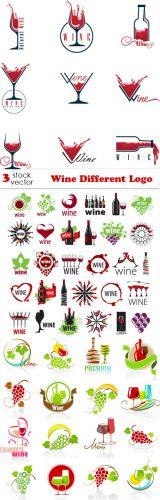 Vectors - Wine Different Logo