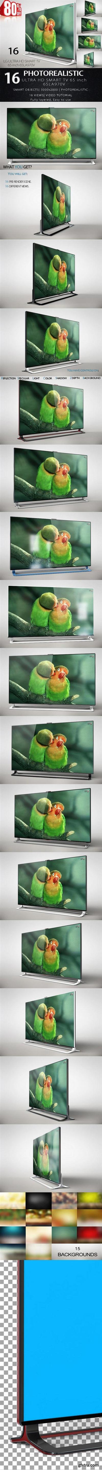 CM - Bundle LG Ultra HD Smart Tv 65 inch 572849