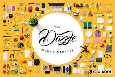CM - Dazzle - Scene Creator Bundle 869348