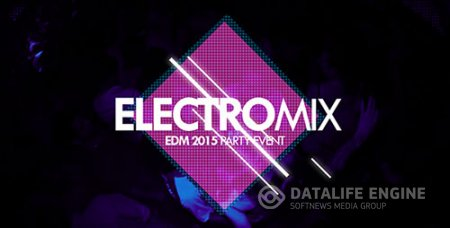 Dance Event - Project for After Effects (Videohive)
