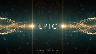 Epic Logo 17240049 - Project for After Effects (Videohive)