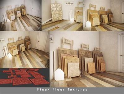 Finex Floor Textures
