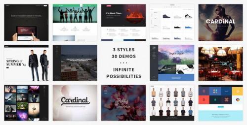 Nulled Cardinal v2.5.6 - Themeforest Premium WordPress Theme photo