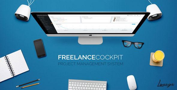 Freelance Cockpit 3 - Project Management