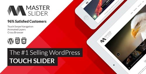 Nulled Master Slider v3.0.4 - WordPress Responsive Touch Slider