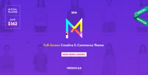 Nulled North v3.0.7 - Responsive WooCommerce Theme