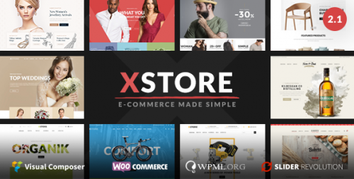 Nulled XStore v2.1 - Responsive WooCommerce Theme