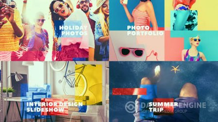 Universal Slideshow 17228358 - Project for After Effects (Videohive)