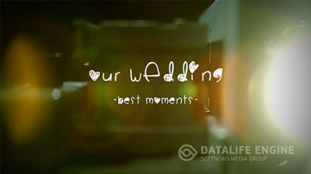 Wedding Album 7043247 - Slide Projector- Project for After Effects (Videohive)