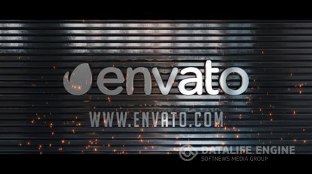 Epic 3D Metal Logo - Project for After Effects (Videohive)