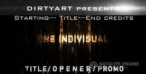 Hitch Grunge 115961 Videohive - After Effects Template