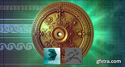 Interior Decor in 3ds Max - Volume 3