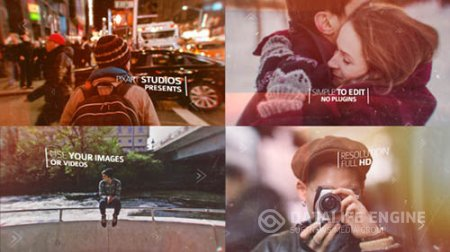 Lovely Slideshow 17947264 - Project for After Effects (Videohive)