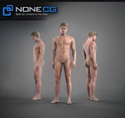 NoneCG - Animated Males Tom & Brian V2