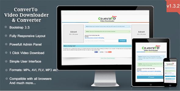 ConverTo v1.3.2 - Video Downloader & Converter