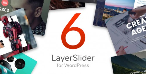 Nulled LayerSlider v6.0.0 - Responsive WordPress Slider Plugin logo