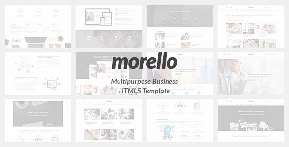 Nulled morello multipurpose business html5 template nulledtorrent nulled morello multipurpose business html5 template flashek Choice Image