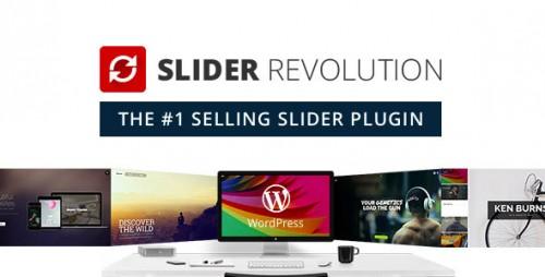 Nulled Slider Revolution v5.3.0.1 + Addons - WordPress Plugin