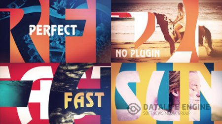 Summer Slideshow 17466227 - Project for After Effects (Videohive)
