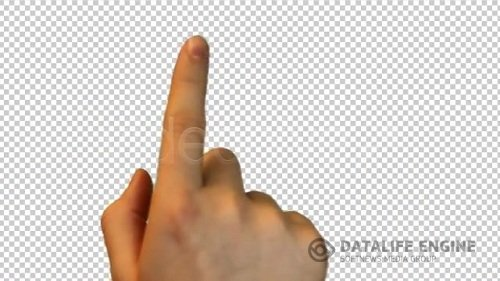 TOUCH SCREEN FINGER GESTURES HD - STOCK FOOTAGE (VIDEOHIVE)