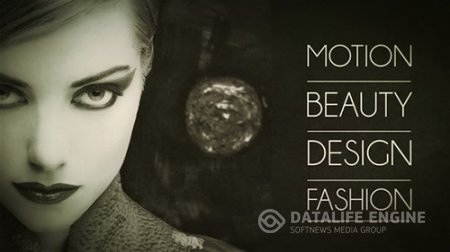 Fashion Slide - After Effects Template