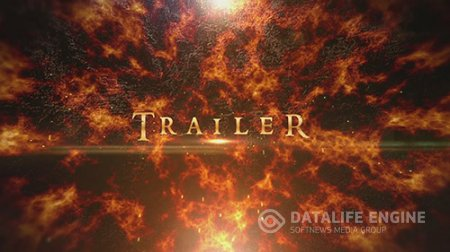 Fire Epic Titles - After Effects Templates