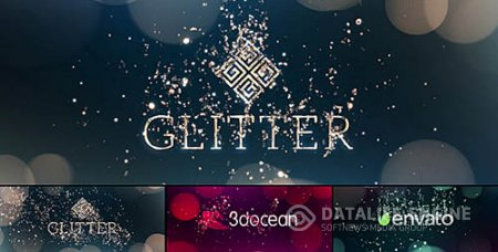 Glitter Particles | Logo Reveal Pack - Project for After Effects (Videohive)