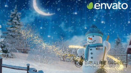 Merry Christmas! - Project for After Effects (Videohive)