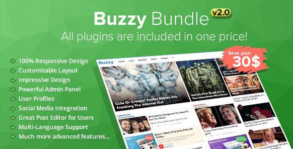 Buzzy Bundle - Viral Media Script v2.0