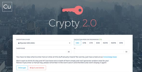 Crypty 2.0