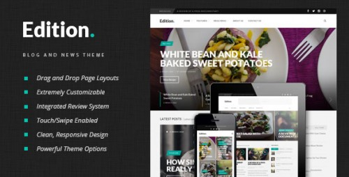 Nulled Edition v1.7.4 - Responsive News and Magazine Theme