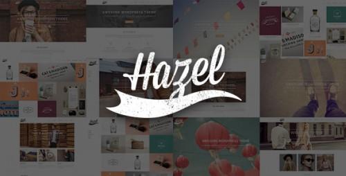 Nulled Hazel v3.2.1 - Multi-Concept Creative WordPress Theme product snapshot