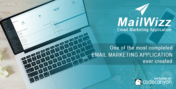 MailWizz v1.3.7.8 - Email Marketing Application