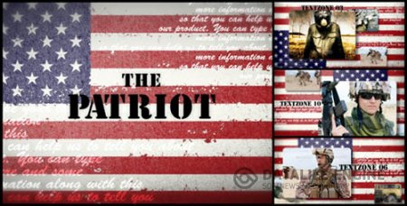 The Patriot - Project for After Effects (Videohive)