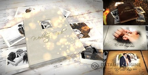 Videohive Album of memories and Wedding book bundle 9870328